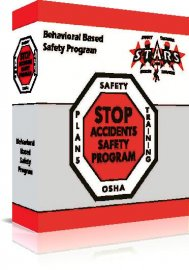 Behavioral Based Safety Program