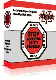 Accident Reporting and Investigation Plan